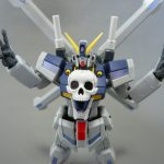 XM-X9999 クロスボーンガンダム魔王 (1/144 HGBF)