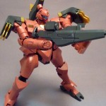 GNX-704T/SP アヘッド・スマルトロン<ピーリス専用機> (1/144 HG)