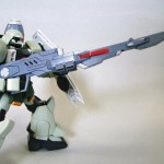 ZGMF-1000/A1 ガナーザクウォーリア (1/144 HG)