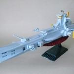 地球連邦軍 宇宙巡洋艦 サラミス級 (1/1200)