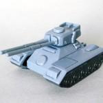 連邦軍 61式戦車 (1/144)