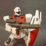 RGM-79GS ジム・コマンド宇宙用 (1/144 HGUC)