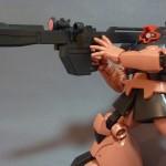 MS-09RS リックドム<シャア専用機> (1/144 HGUC)